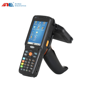 Android OS hf handheld rfid reader with barcode QR code scanner, View rfid  handheld reader, Andea Product Details from Guangzhou Andea Electronics