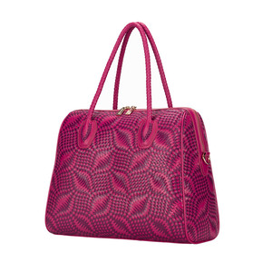 On-Lines Leather Handmade Pattern Womens Leather Handbags Online