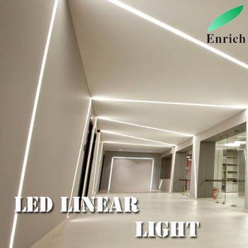 9035 Series Recessed Led Linear Light Trunking Product On Alibaba
