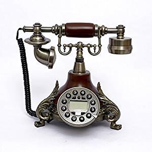JQYD Antique telephones princess European fashion creative household fixed landline telephone business gifts 117 , #2