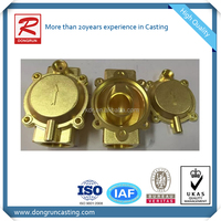 China professional machinery workshop supply copper forge and tin plate powder distribution components