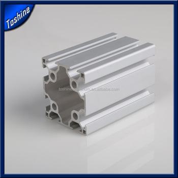 Aluminum T Slotted Framing Profile Catalog - Buy Aluminum T Slotted ...
