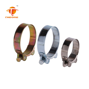 Robust type heavy duty jubilee clips