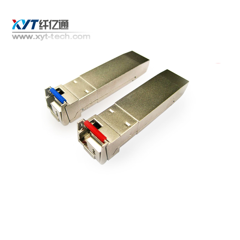 Compatible With Huawei Cisco Switch T1330/R1270nm BIDI SFP+ 10km 20km Fiber Optic Transceiver