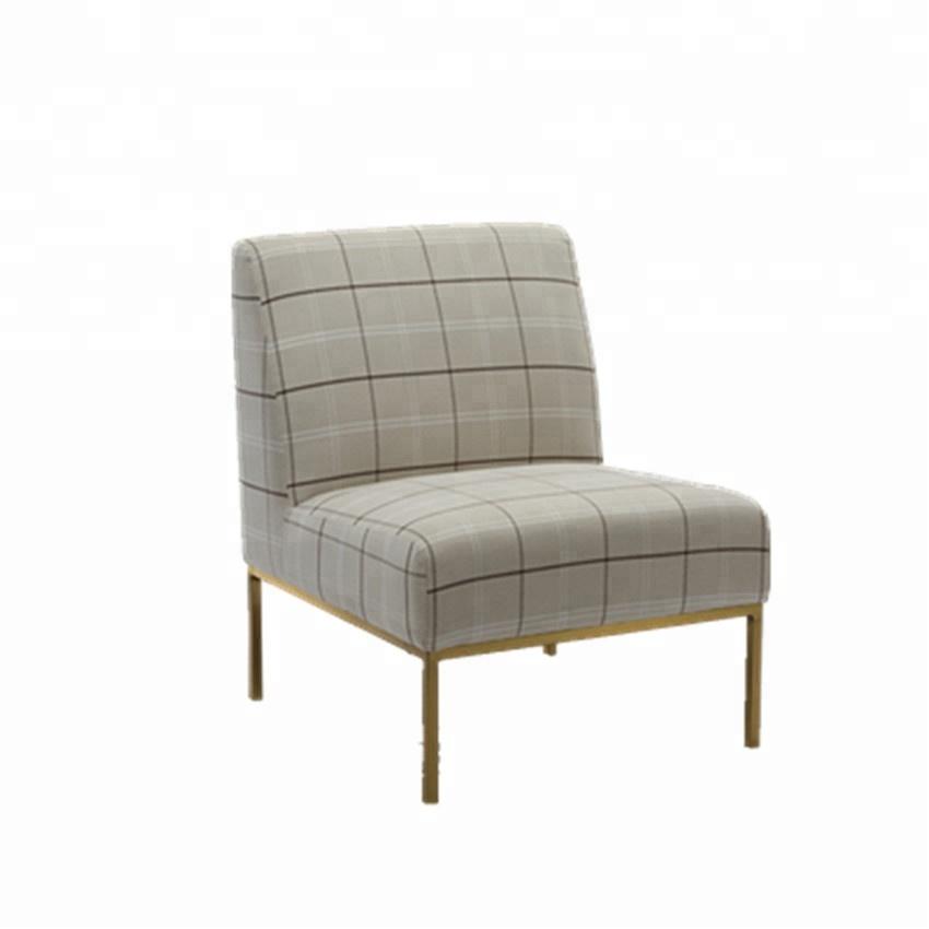 Simple Design Small Dinning Chair,Fabric Armless Sofa Chair,Children ...