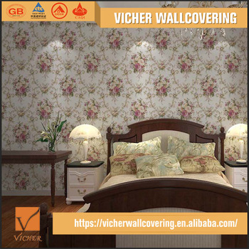 Beauty Natural And Cheap Flower Wallpaper For Home Bedroom Walls - Buy  Flower Wallpaper For Home,Cheap Wallpaper For Bedroom,Natural Flower  Wallpaper ...