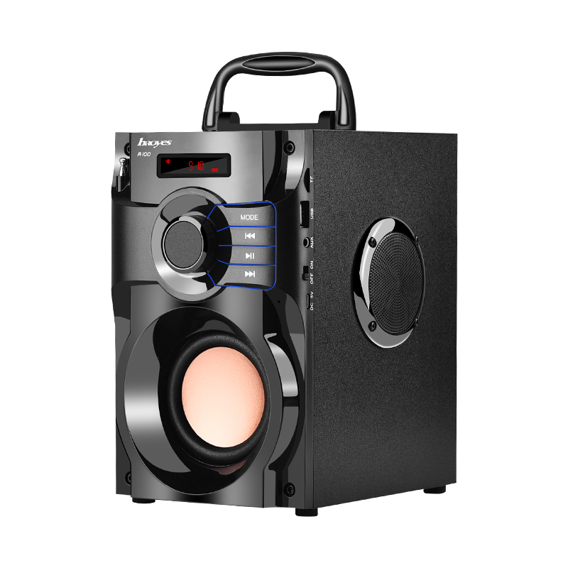 Portable Subwoofer Hi-Fi Speakers
