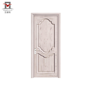 2018 new style modern wood doors prices