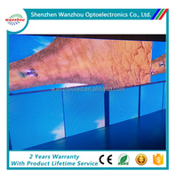 Shenzhen flexible installation low price led digital video billboard/ outdoor P4/ P5/ P6/ P8/ P10/ P16/ P20 screen