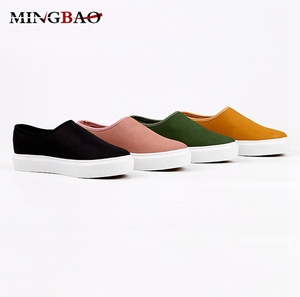 Latest Cheap Most Comfortable Canvas women shoes manufacturer in china
