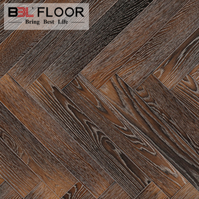 Export Hot selling oak parquet floor tiles