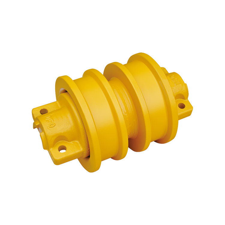 Finely Processed D80- 155-30-00124,15 Bulldozer Spare Parts Track Roller