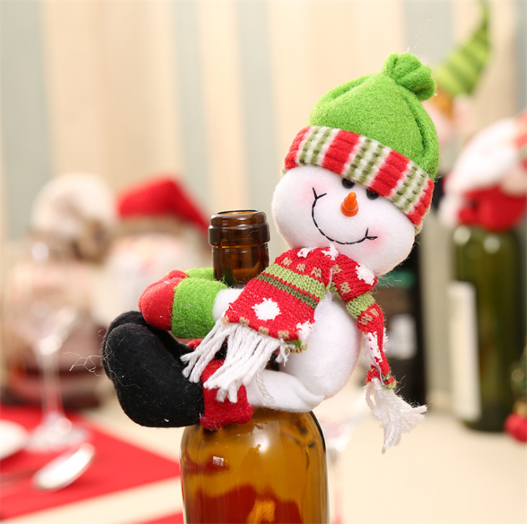custom christmas ornaments wine bottle ornament christmas