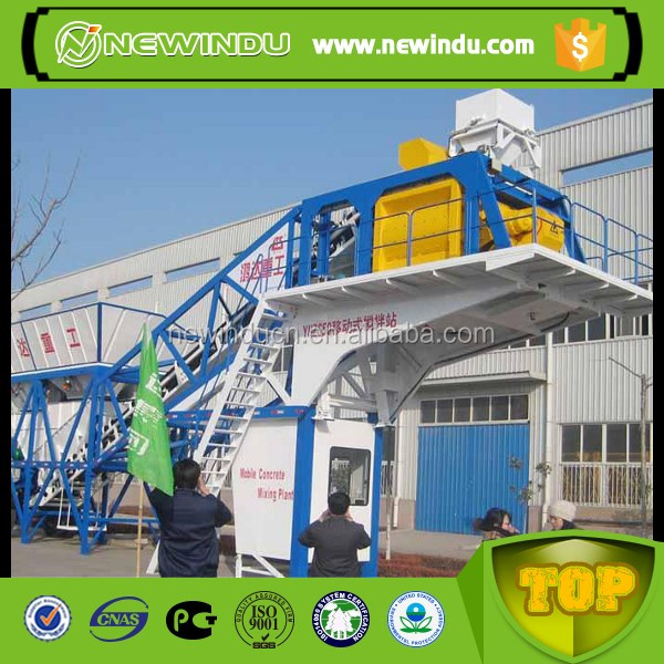 Roady RD320 mobile mini asphalt plant malaysia concrete batching mixing plant for sale used mobile concrete batching plants