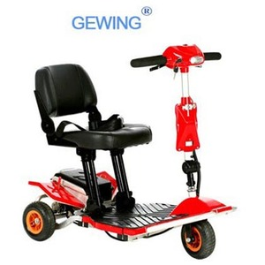 Gewing Folding Rascal Mobility Scooter for Sell