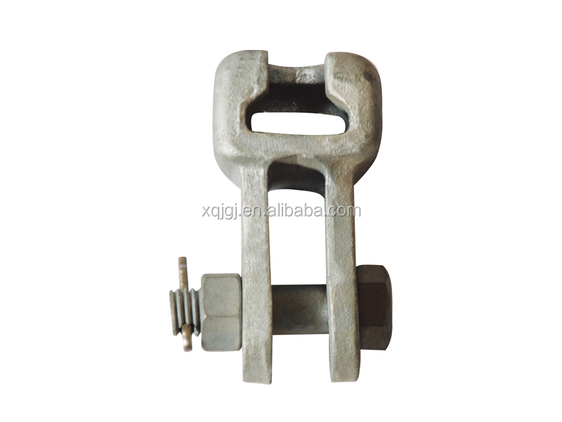 70KN Galvanized Socket Clevis/Clevis Tongue/Overhead Electric Power Hardware