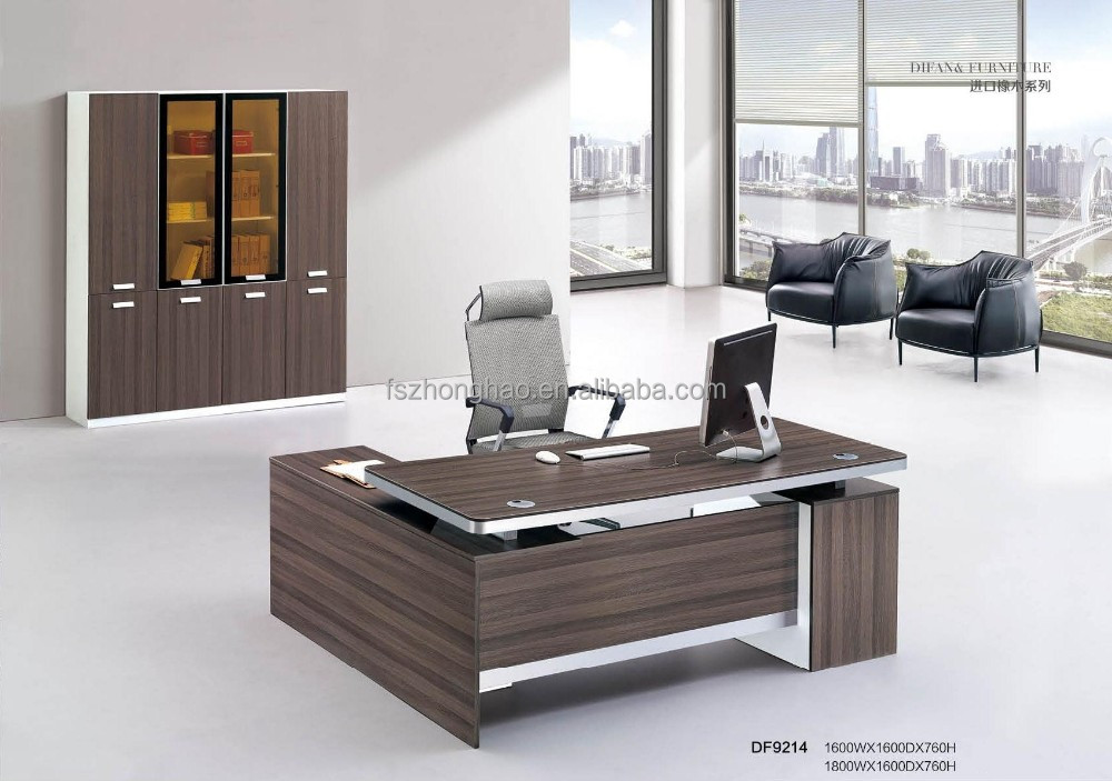 Wooden Office Executive Table Supplieranufacturers At Alibaba
