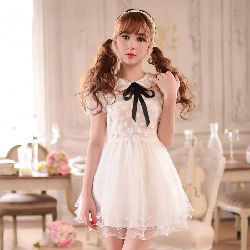 Princess-sweet-lolita-dress-Summer-Japanese-style-sweet ...
