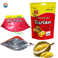 Factory Price Stand Up Pouch Ziplock Food Packaging Wholesale,Aluminium Foil Plastic Bag Custom Logo