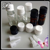 10ml Standard Glass Essential Oil Bottle with Cap in Screw Neck 18mm