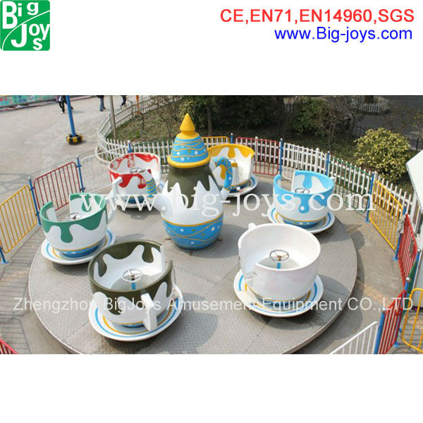 Popular Family amusement park rides ,funny tea cup rides