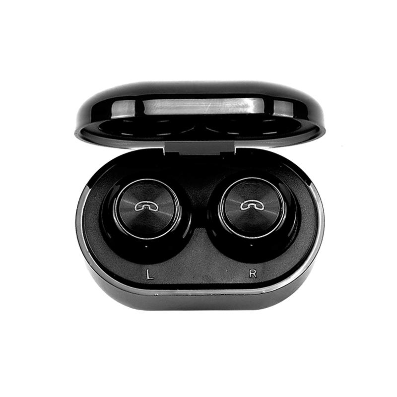 Super Mini In Pocket True Wireless Headphone TWS Earbuds Wireless Earphone for Gym Jogging Hike Cycling Sports Headset