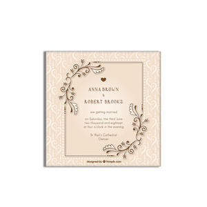 Luxury Custom Colored Laser Cut Wedding invitation card design wedding invitation card