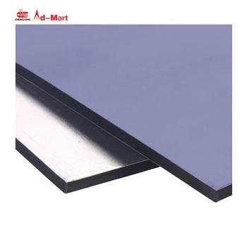 Silver / Golden Brushed Acp Alucobond Acm Panel For