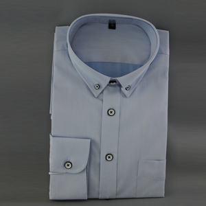 Direct factory supply formal shirts for men 100% cotton