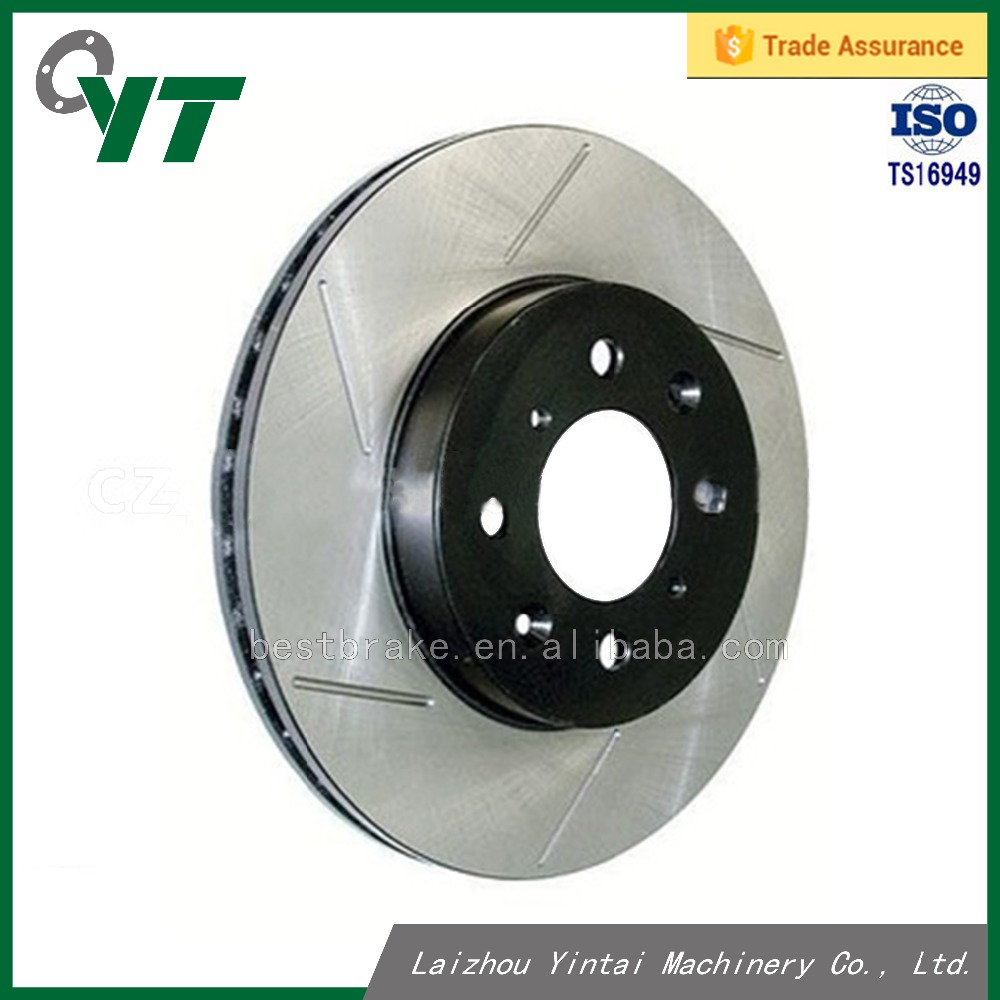 Top quality brake disc rotor 9950709 for Maserati Quattroporte