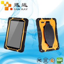 Long range uhf rfid epc gen 2 tag tablet reader with android 4.2(Sanray:P6300)