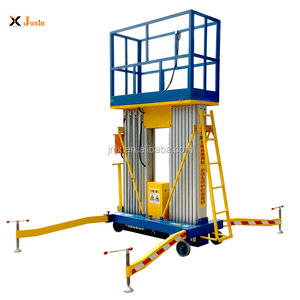 4M-18M Aluminum Lift Aerial working man lift/electric lift ladder/personal lift