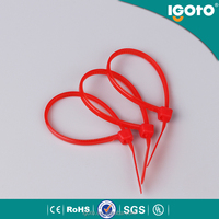 CE,ROHS,SGS certificates plastic cable tie uv protection