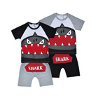 Cheap China Summer 100% Cotton Clothes Clothing Set Bulk Wholesale Kids Clothing Boys