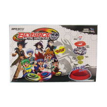 plastic spinning funny spin top toy