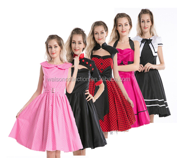 Vintage Retro 50\'s 60\'s 1950\'s 1960\'s Pinup Sewing Dresses ...