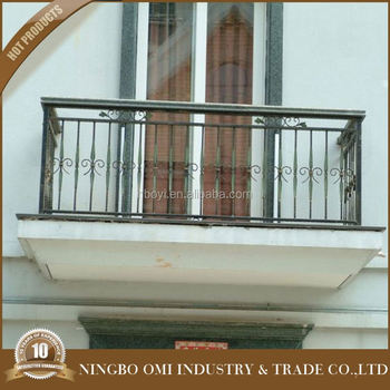 Professional With Modern Forged Iron Balcony Railing Designs