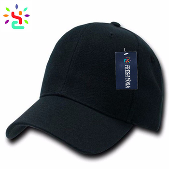 Wholesale sports team hats blank sun visor cap 6 panel twill cotton  baseball cap custom logo 8dc38b7e5f2
