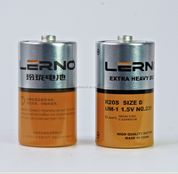 R20 Size D Dry Cell Battery Um-1 Dry Battery Cell Primary & Dry ...
