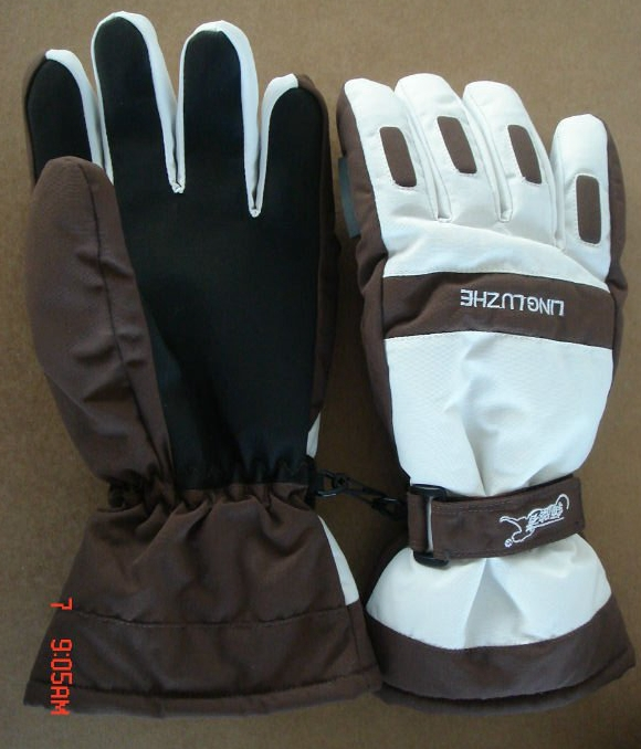 Comfortable Winter Sport Drivng Motorcycle Gloves