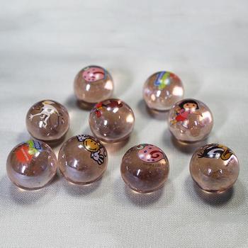 Nước Màu Đỏ Màu Marble Bóng Tay Thổi Thủy Tinh Balls Phát Sáng Trong Bóng  Tối Bi - Buy Đá Cẩm Thạch Bóng,Tay Thổi Thủy