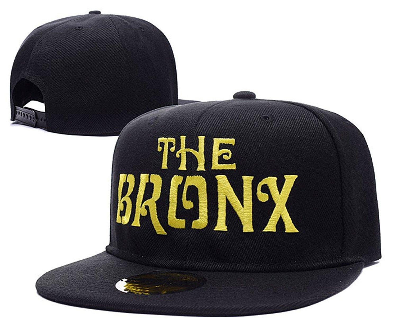 84fb60eca14 TOPAA The Bronx Punk Rock Band Logo Adjustable Snapback Embroidery Hats Caps
