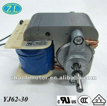 120v 60hz Ac Electric Shaded Pole Motor Yj62-30 For Vacuum Pump ...