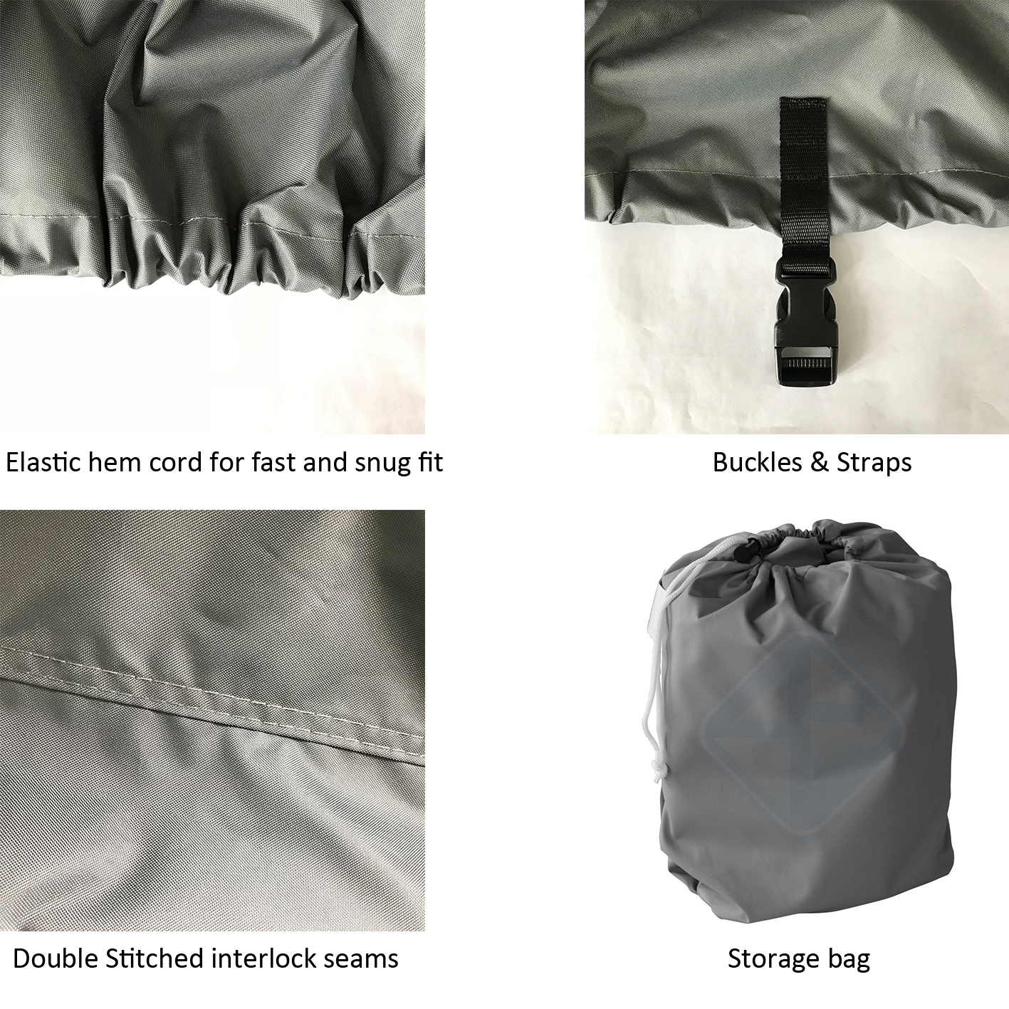 Waterproof cheap polyester boat cover