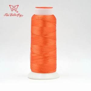 100% Rayon embroidery thread 120D/2 3000Yds/cone