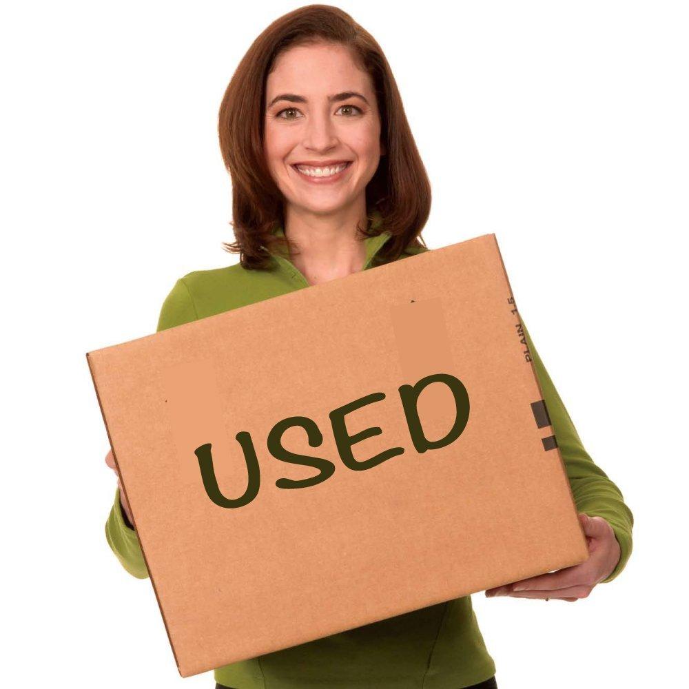 EcoBox Used Small Moving Box, 15 Boxes (V-11225)
