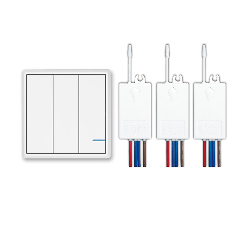 3 Gang Wireless Remote Control Battery-powered European Light Switch Wiring Gang Light Switch on 3 phase light switch wiring, 3 gang light switches, 3 gang electrical wiring, 3 gang dimmer switch, 4 gang light switch wiring, 2 gang light switch wiring,