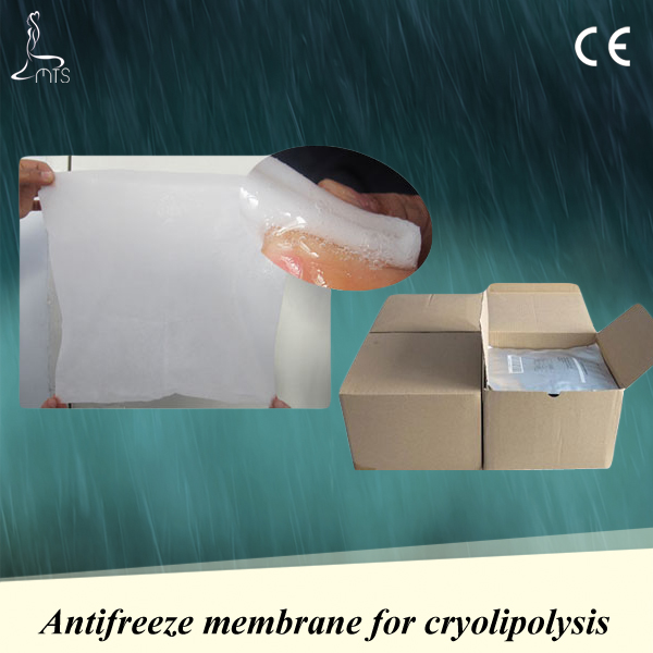 Antifreeze membranes criolipolisis / cryolipolysis antifreeze membrane for cryolipolysis machine