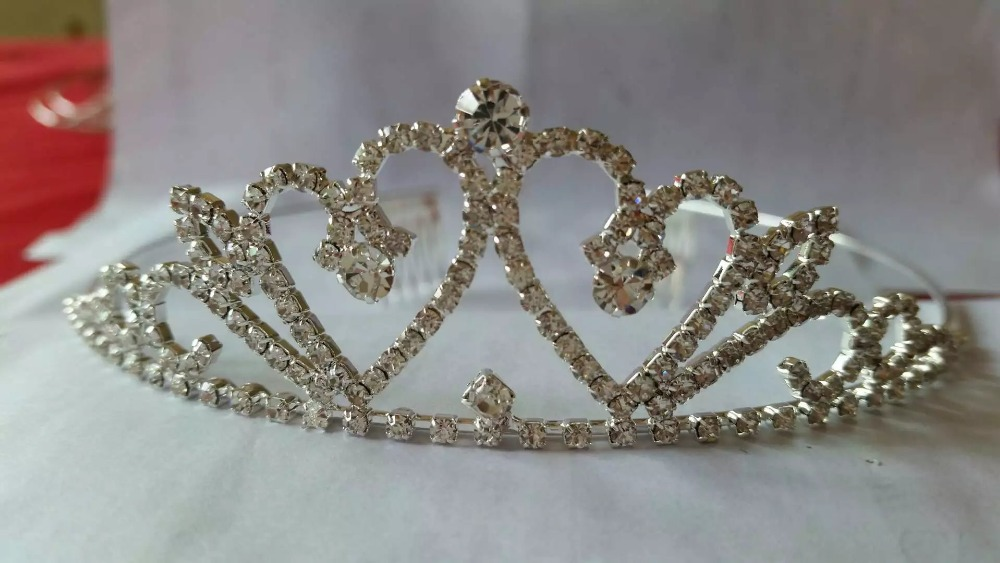 Fashion bridal full rhinestones <strong>crown</strong> for wedding