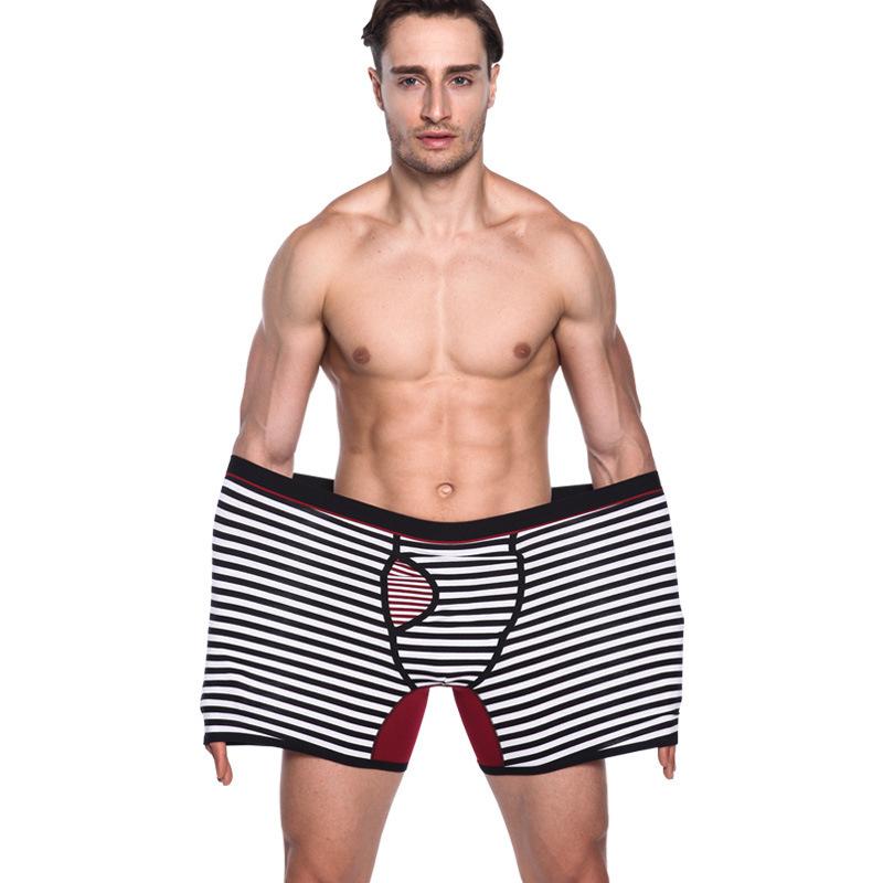 Green Butterfly Boxer Briefs Mens Underwear Pack Seamless Comfort Soft